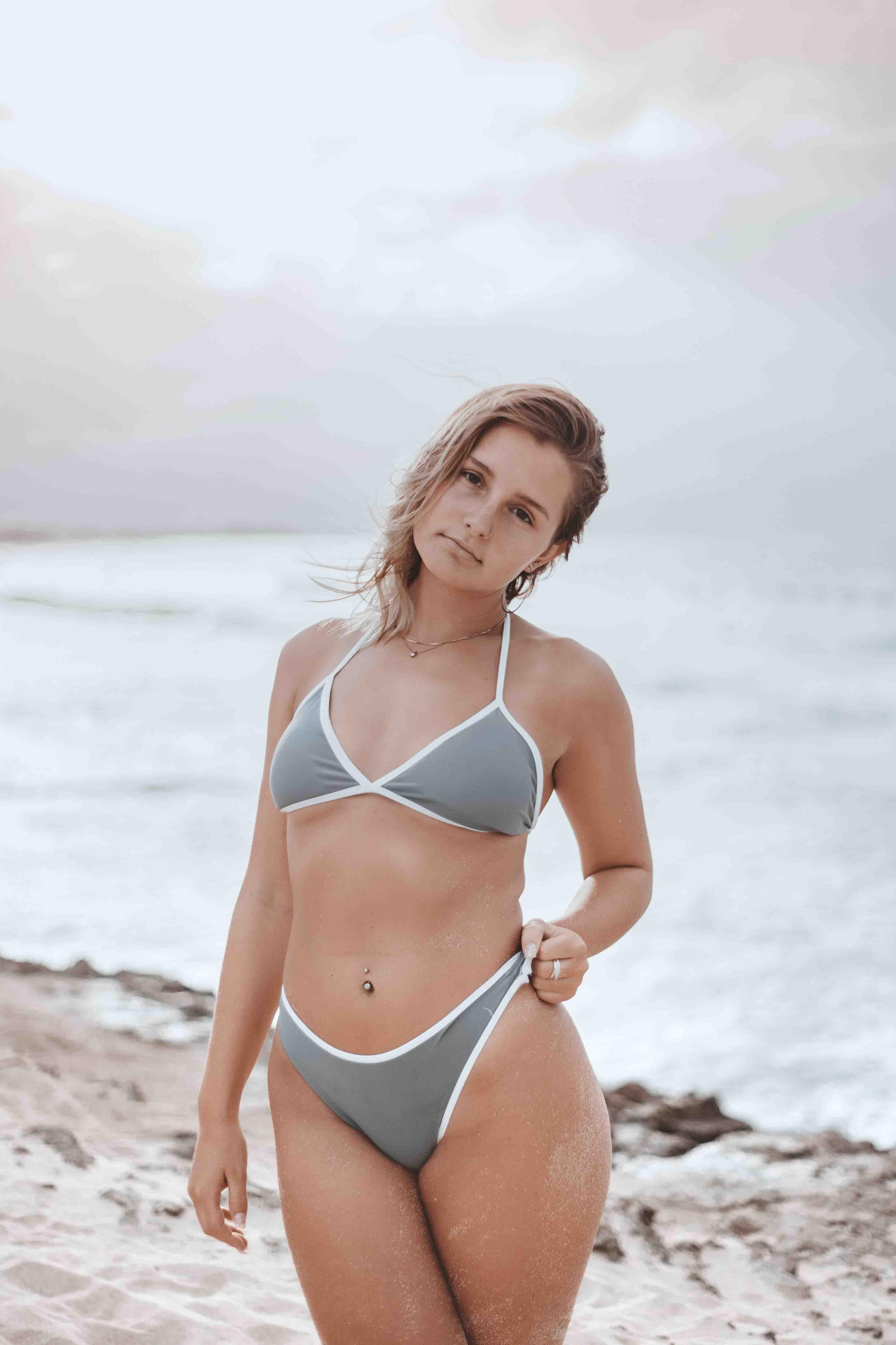 London escorts - hot girl in bikini